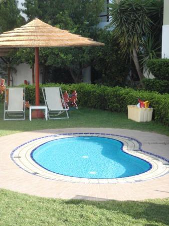 أليانثوس جاردن هوتل: piscina per i bebè 