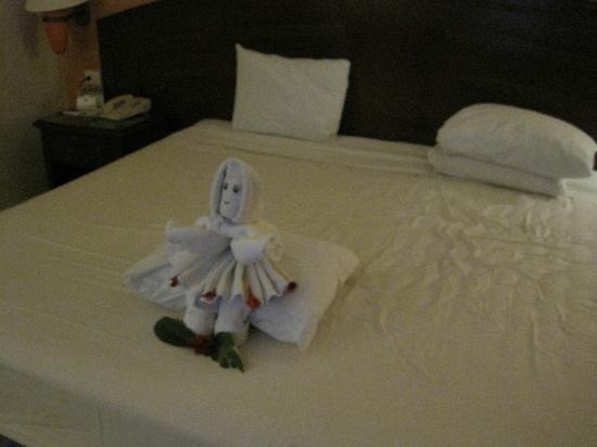 Grand Bahia Principe Coba: bed again