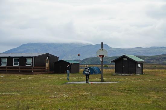 Volcano Huts Thorsmork: Playground