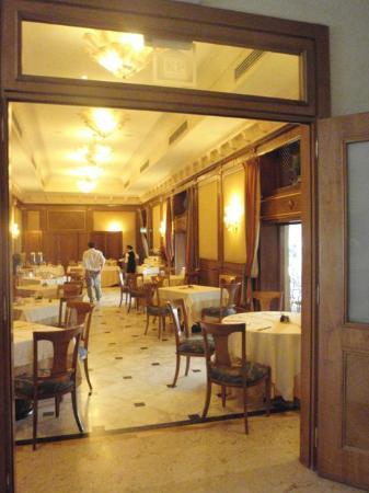 Katane Palace Hotel: sala colazione