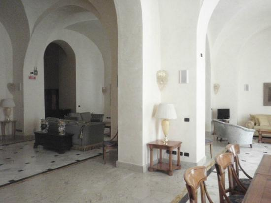 Katane Palace Hotel: saloni