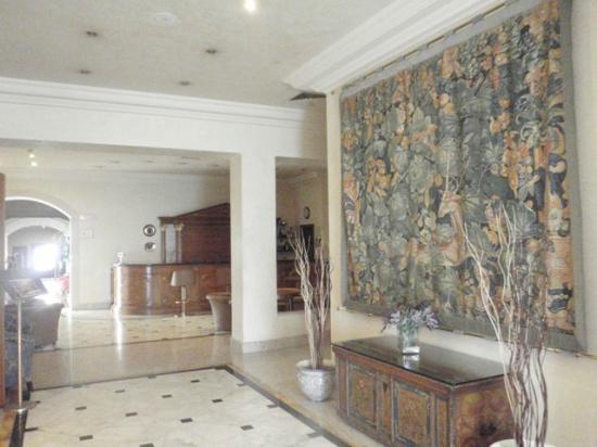 Katane Palace Hotel: salone