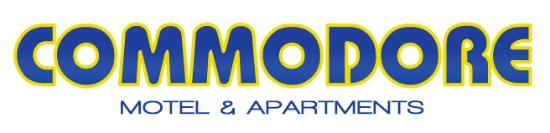 Commodore Motel: Our business logo