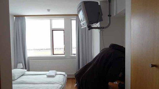 Hotel Keilir:                                     Hospital room