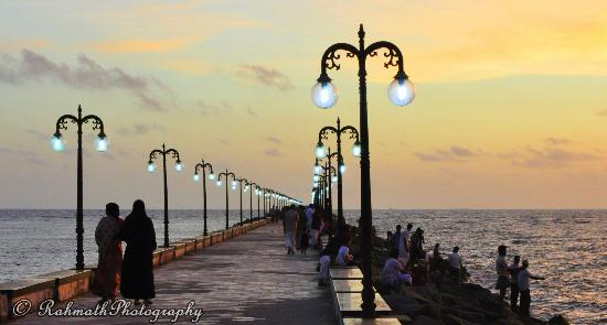 Kozhikode, India: Beypore Beach