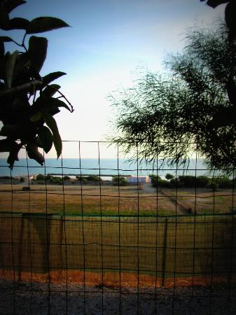 Oceano & Mare: View of the ocean from the property.