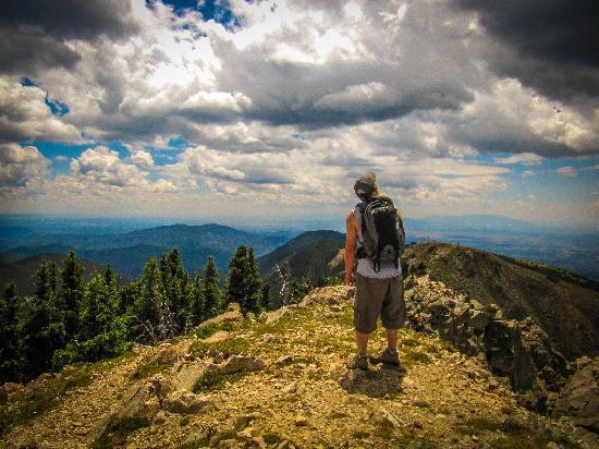 Santa Fe Hiker
