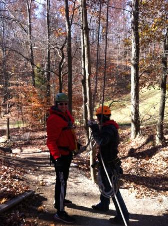 Explore Brown County at Valley Branch Retreat: view