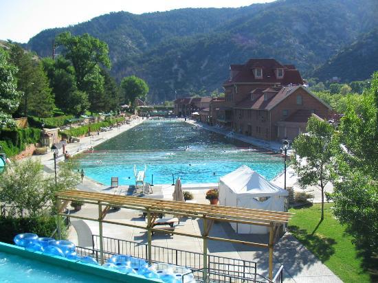 Residence Inn Glenwood Springs: Nearby Hot Springs spa