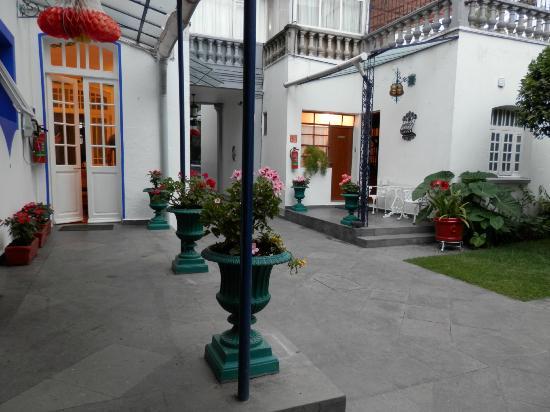 Hotel Casa Gonzalez: areas comunes
