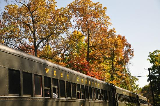 West Chester Railroad: Glen Mills Rail Road