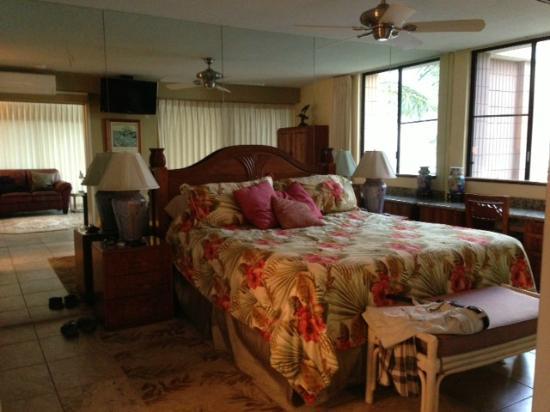 Maalaea Yacht Marina: Master Bedroom