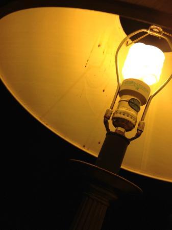 روديواي إن يورك: Second shot of lamp 