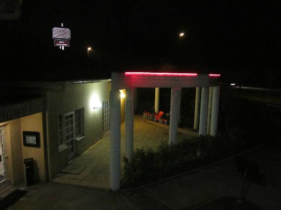 Hôtel Relais d'Étretat: photo extériure terrasse et entrée