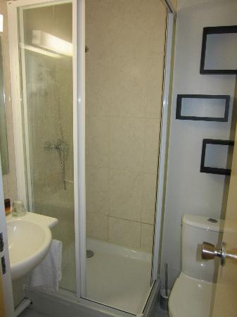 Hôtel Relais d'Étretat: douche