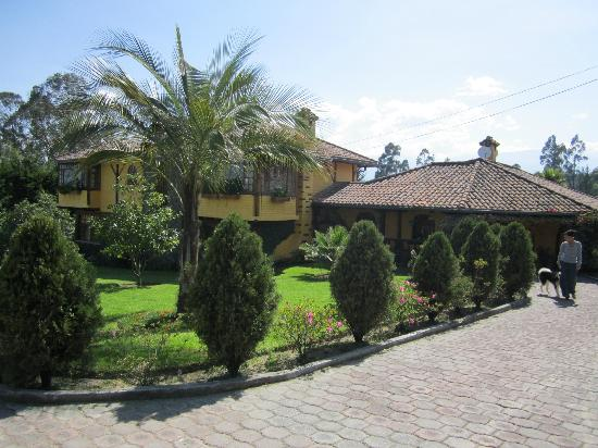 B&B Tumbaco: Main House