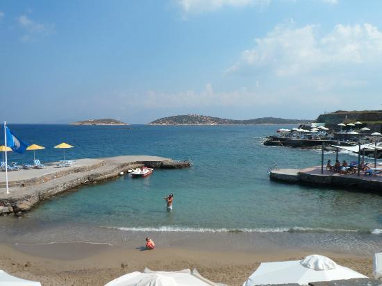 St. Nicolas Bay Resort Hotel & Villas: Beach