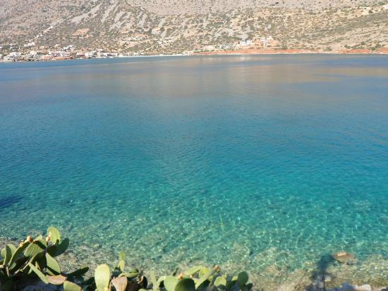 St. Nicolas Bay Resort Hotel & Villas : Spinalonga/Elounda