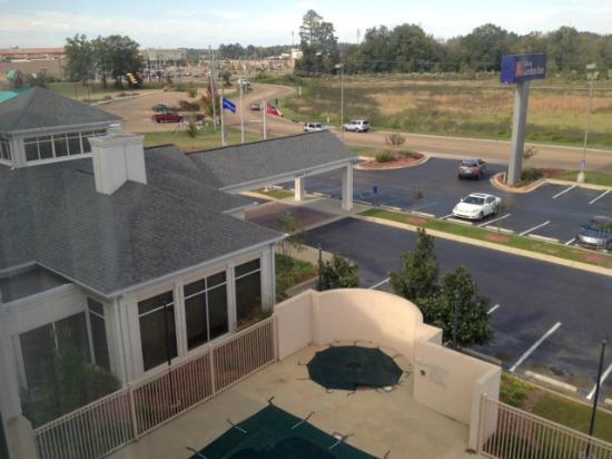 Hilton Garden Inn Jackson/Pearl: front of property