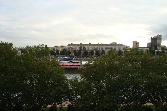 Hotel d'Angleterre: 'View' 3 from room