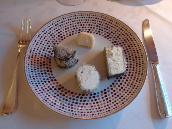 L'Orangerie du Château : Fromages