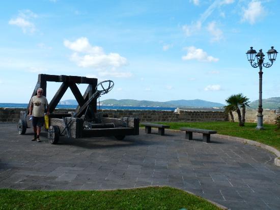 Alida del Mar: il bastione