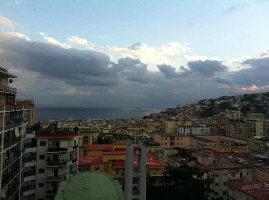 B&B Casa Tonia: Aussicht auf Chiaia