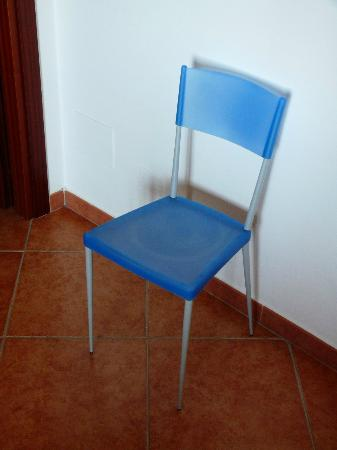 Alida del Mar: chair
