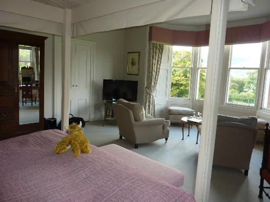 The Torridon : Our room