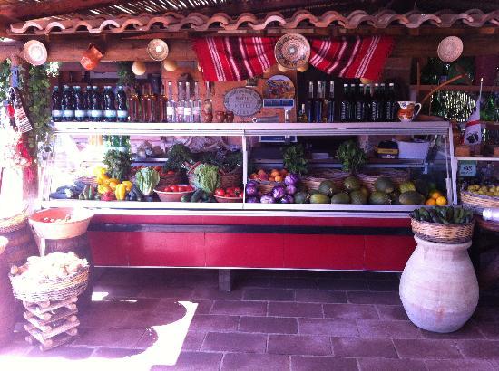 Riola Sardo, Italië: fantastico