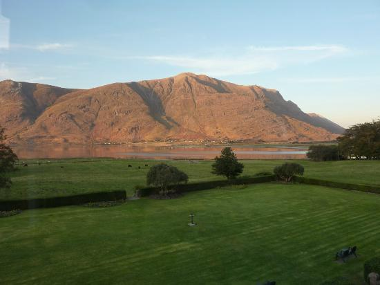 The Torridon: View from room