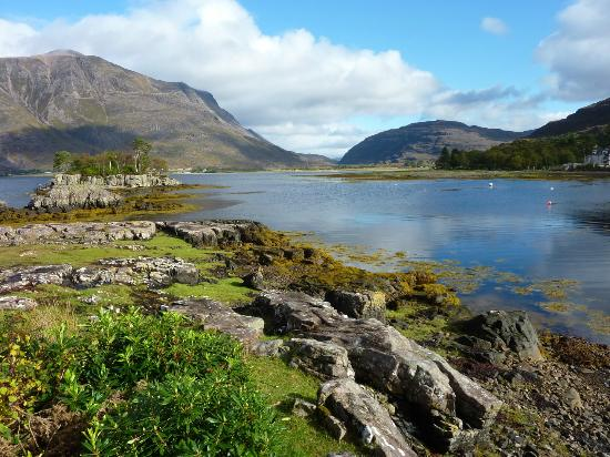 The Torridon: View over Loch Torridon