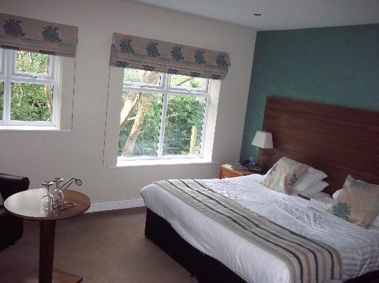 Kimberley Hotel: Room overlooking woodland.