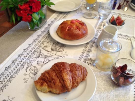 Hugo a la Campagne : more breakfast treats