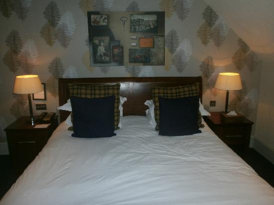 Hotel du Vin & Bistro: bed