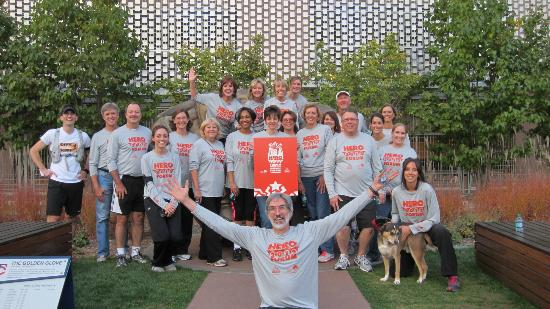 Minneapolis, MN: CRT and StayWell energize runners