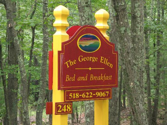 The George Ellen Bed and Breakfast