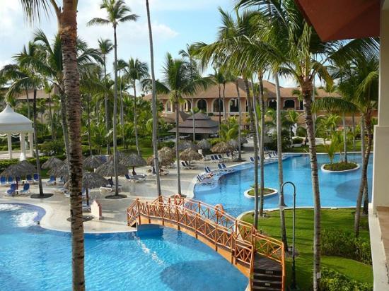 Majestic Colonial Punta Cana: Vue de la chambre