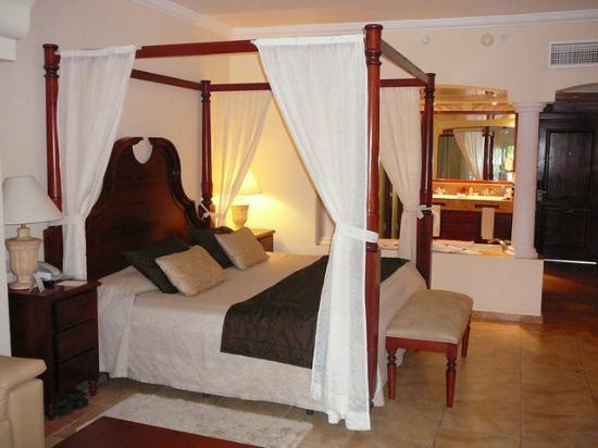 Majestic Colonial Punta Cana : Très grande chambre