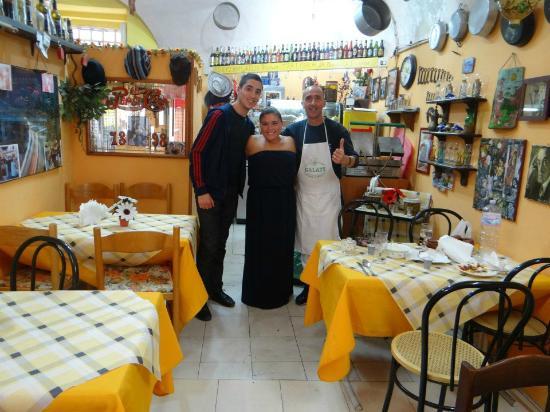 Trattoria Familiare da Michele & Jolanda : Michele