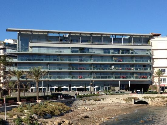 Royal Antibes Hotel, Residence, Beach & Spa: hotel front