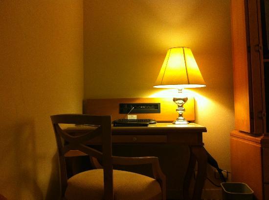 Tijuana Marriott Hotel: Área de conectividad