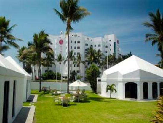 Ramada Resort Mazatlan: Spa Garden