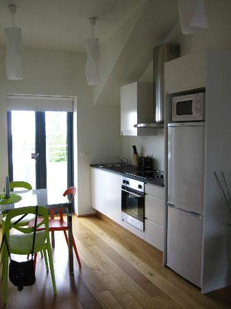 Reykjavik4you Apartments Hotel: Cocina