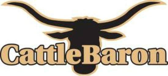 The Cattle Baron: CB logo