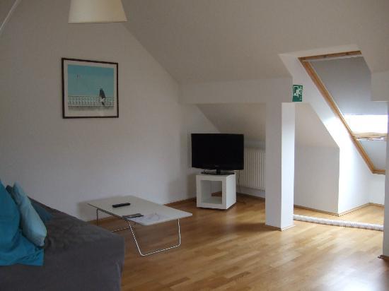 Hotel Mercure Muenchen Altstadt: Lounge