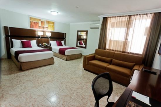 Hotel Coral Suites: Suites Doble