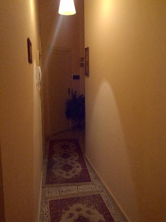 Al San Biagio: Corridoio