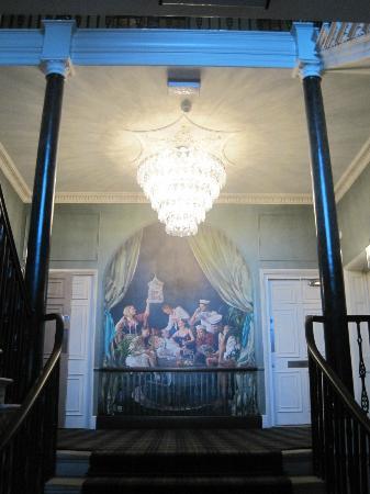 Hotel du Vin Poole: impressive entrance