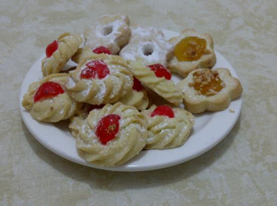 Al San Biagio: Piccola pasticceria